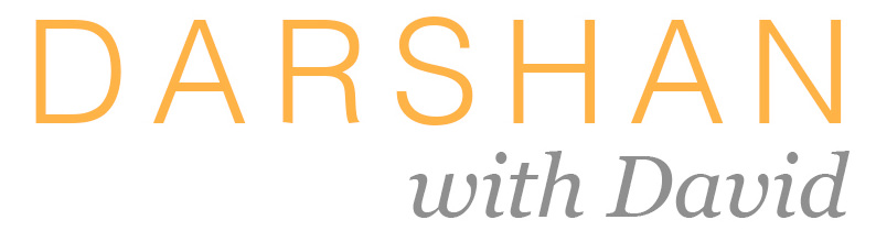 Darshan with David Ashworth | The English Guru Retina Logo